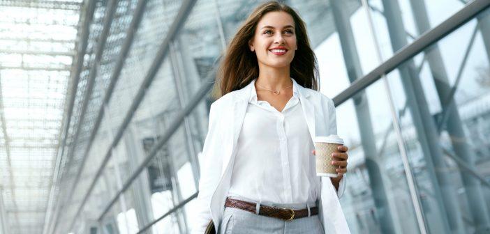 Kvinnelige bedriftsledere takler stress best