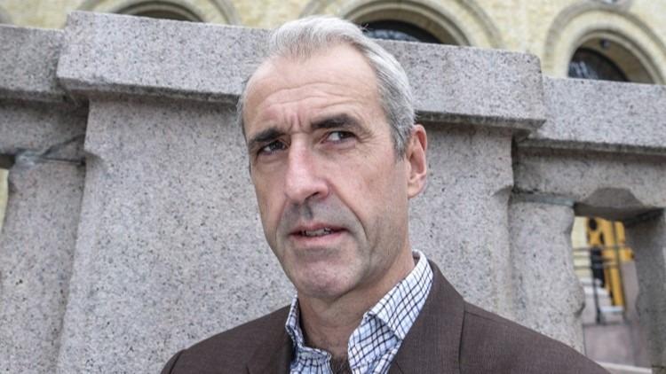 Olaf Thommessen, administrerende direktør i SMB Norge