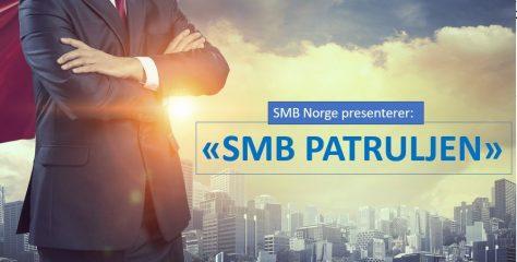 Nå kommer SMB-patruljen