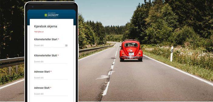 Gratis Kjørebok på Nett og Mobil