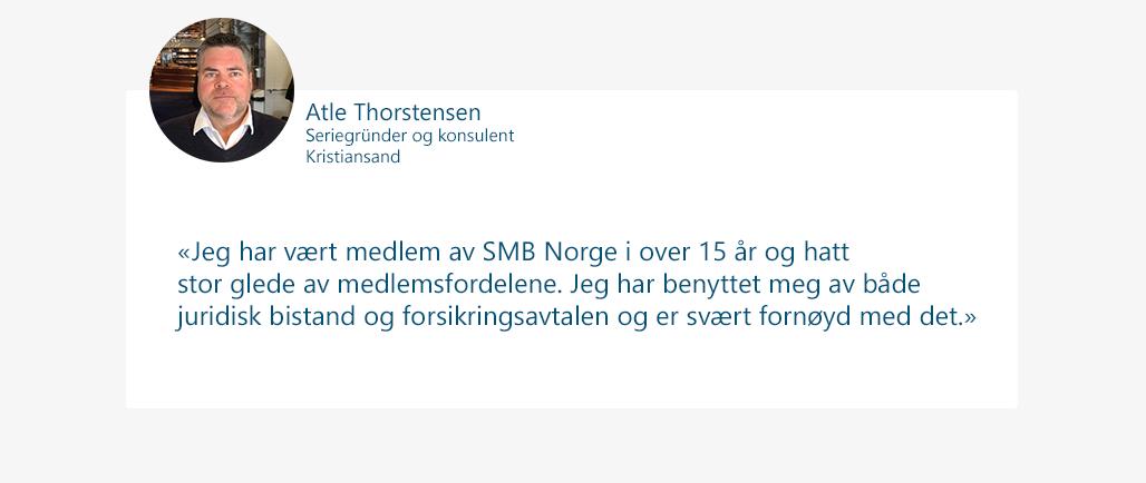 SMB Norge - Feedback