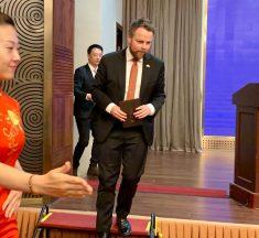 Tror på frihandelsavtale med Kina i 2020