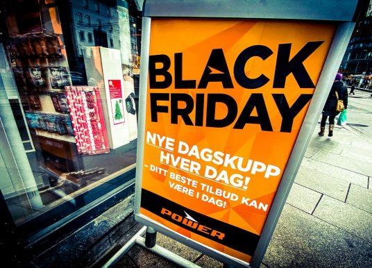 Thommessen: – Black Friday er noe forbanna tull!