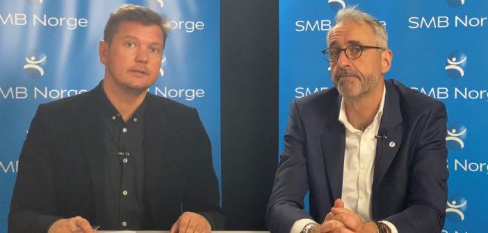 SMB-TV: – Vi savner reelle skatte- og avgiftskutt