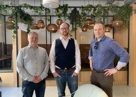 SMB Norge inngår partneravtale med netthandel-leverandør Alpha Solutions