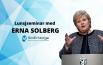 SMB Norge - Erna Solberg