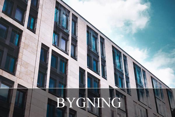 Forsikring - Bygning