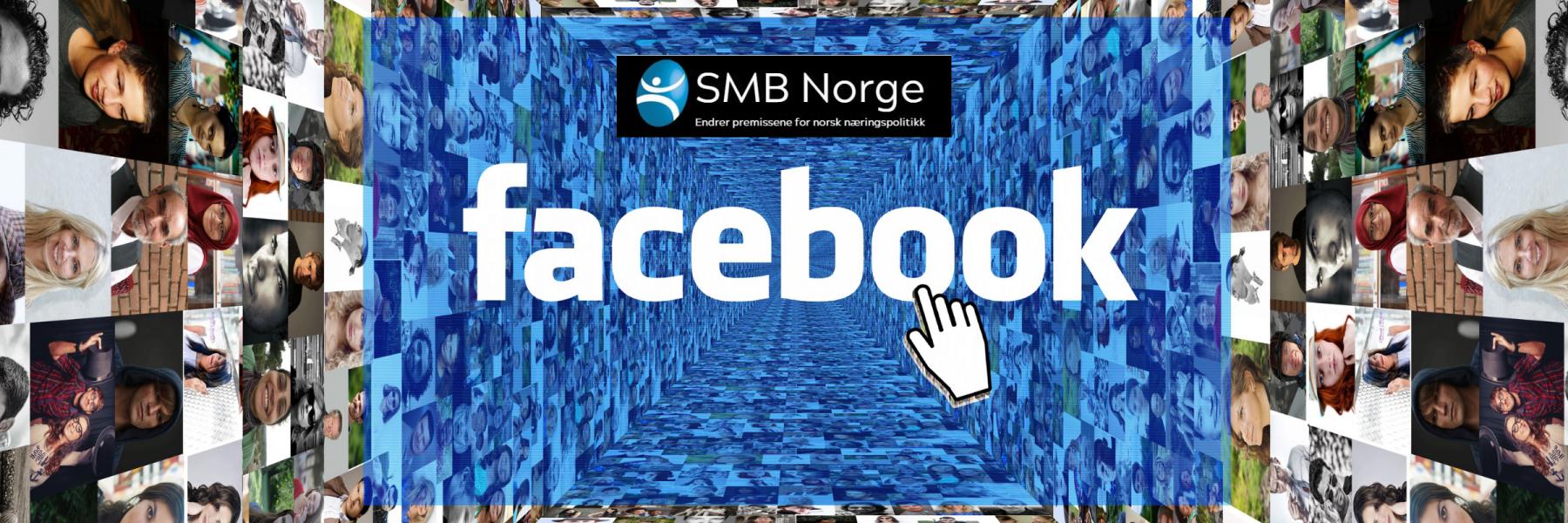 Facebook, SMB Norge